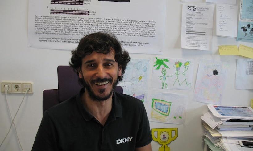 Dr. Oussama Ahrazem