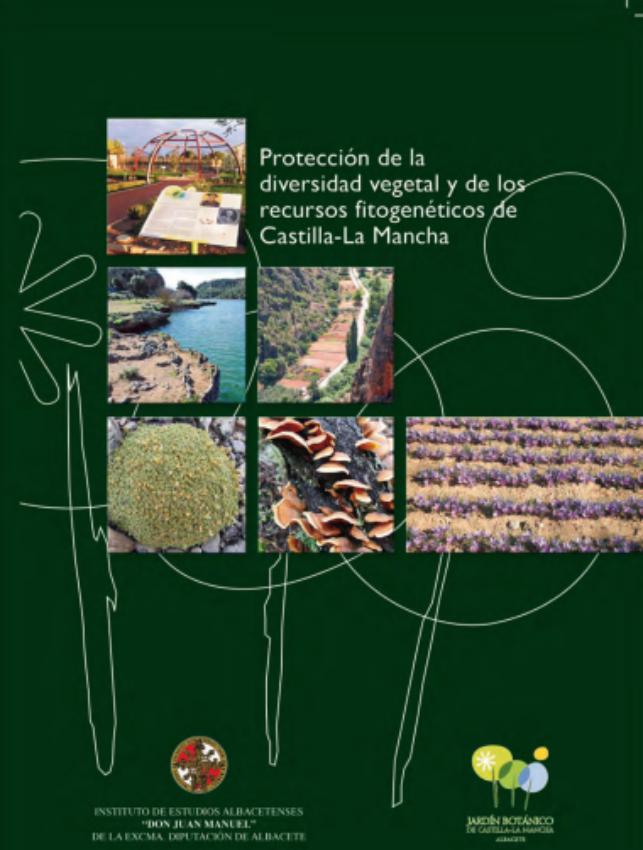 Poblaciones amenazadas de interés forestal en Castilla-La Mancha