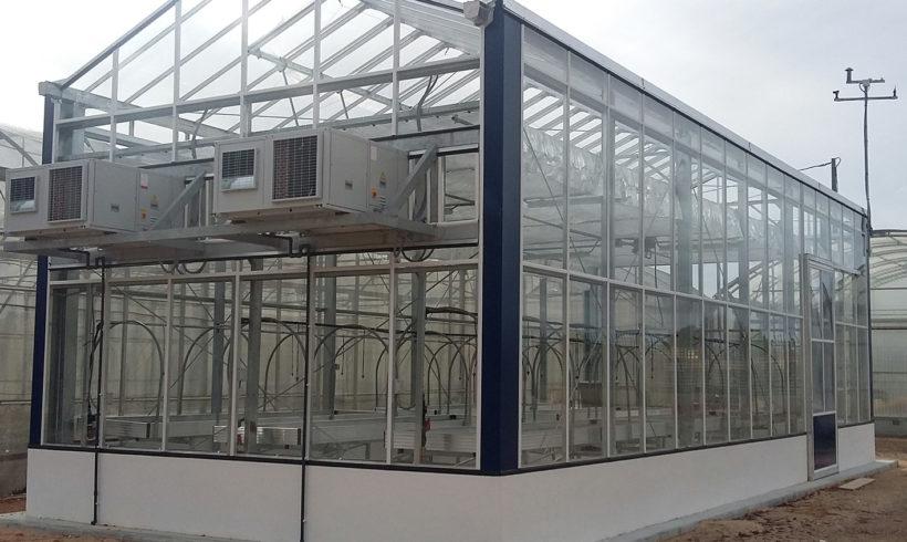 Equipos para complementación de infraestructuras del Instituto Botánico de la UCLM